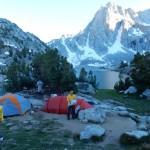В Лагере 1 после горы Хекель. Фото: А.Б.