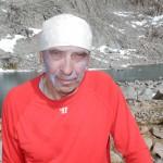 Игорь перед выходом из Лагеря 2. Фото: А.Б.