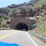 Дорога I-70.